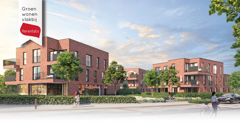 Noorderwijk nieuwbouw appartementen