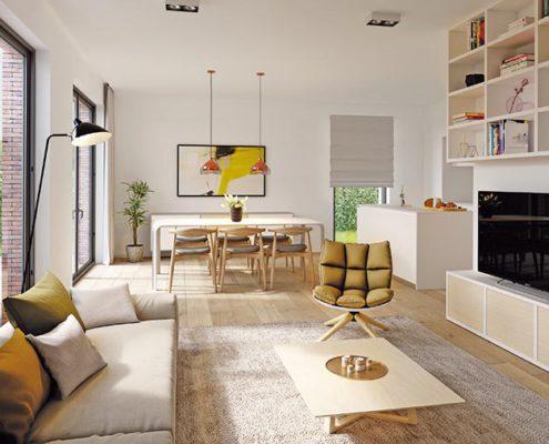 nieuwbouw appartement Noorderwijk Gustave