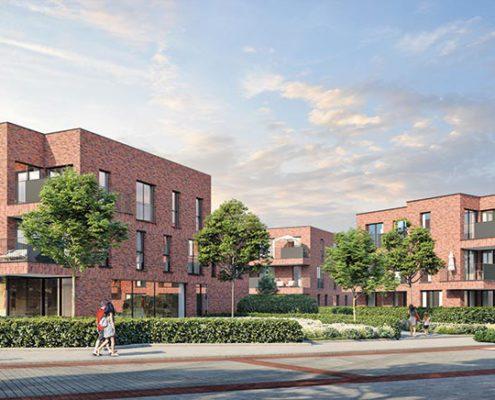 residentie gustave nieuwbouwappartementen